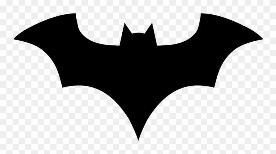 Batman symbol begins. Dead end clipart pinclipart