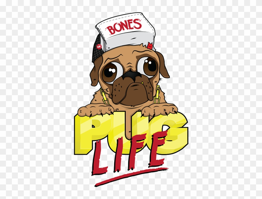 Pug Life Png Photos - Pug Wallpaper Pug Life Clipart