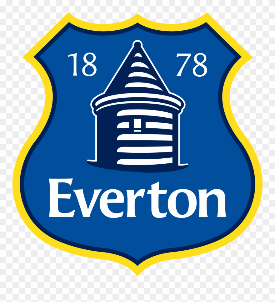 Everton Football Club Everton Fc Logo Png Clipart 3500624 Pinclipart