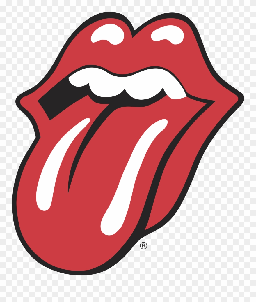 The Rolling Stones Rolling Stones Logo Svg Clipart