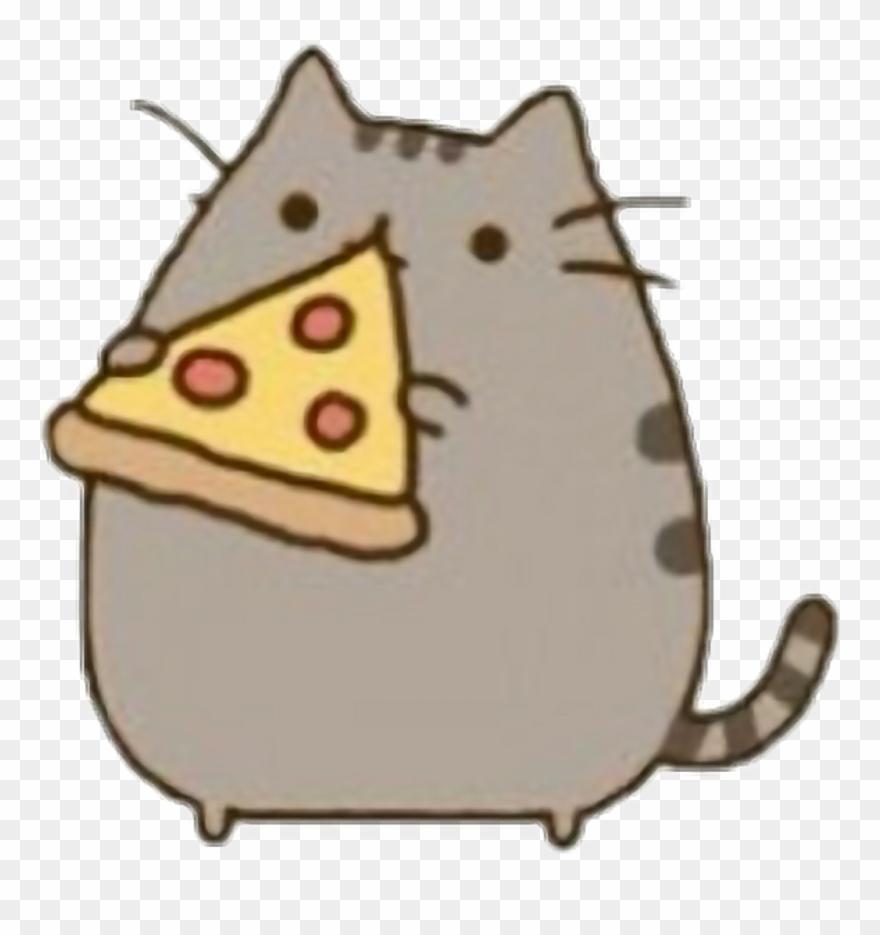 Pizza Sticker Pizza Kawaii Clipart 3538828 Pinclipart