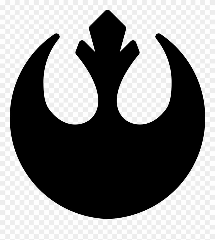 Png File Svg Star Wars Rebel Pumpkin Clipart 3543008 Pinclipart