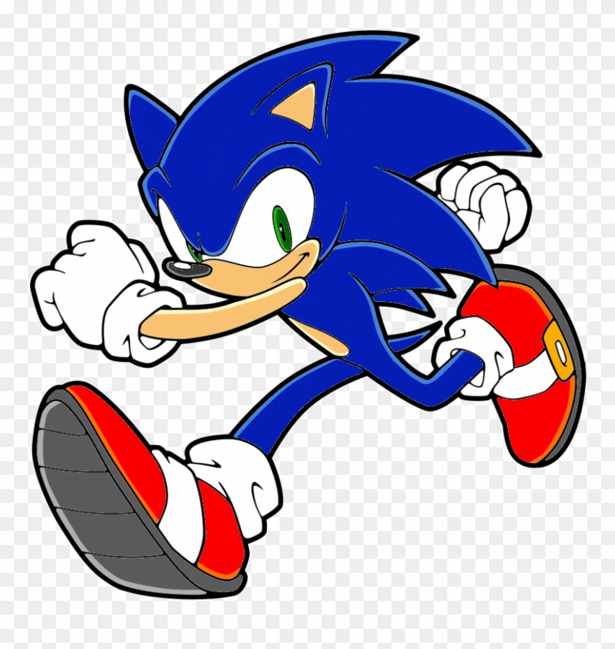 Download Sonic The Hedgehog Clipart Cartoon - Sonic ...