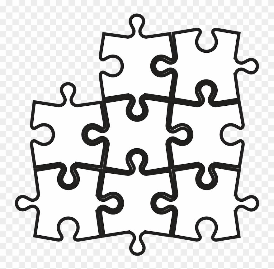 Copy Of Untitled Disegni Puzzle Da Colorare Clipart 3546382