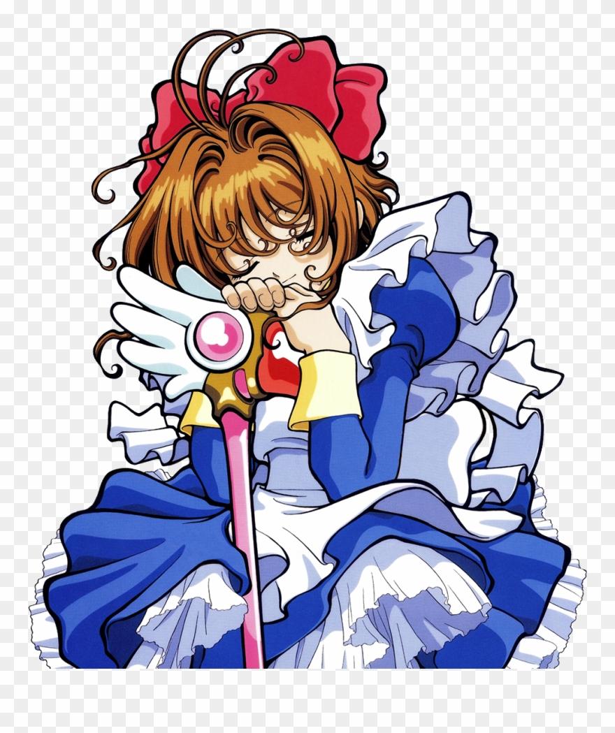Cardcaptor Sakura Transparent Png Card Captor Sakura Clipart