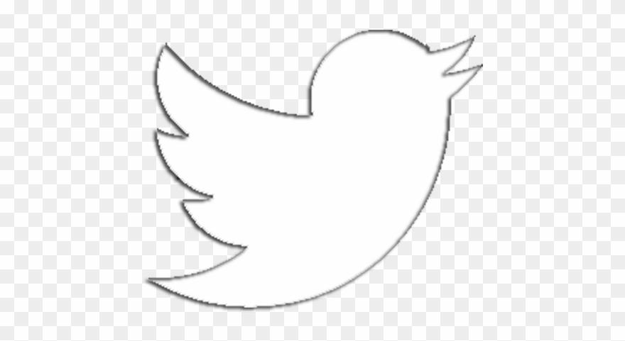 Twitter white. Facebook logo icon transparent