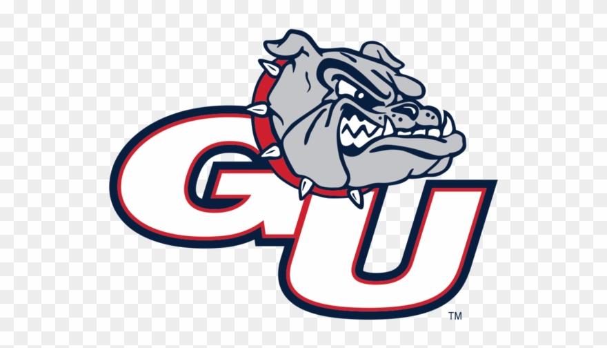 Gonzaga University - Gonzaga Bulldogs Logo Clipart