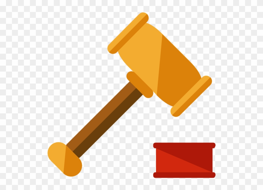 Court Docket For March 5, - Auction Hammer Orange Clipart ...