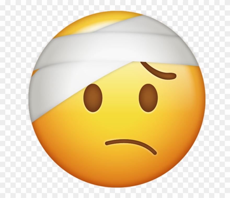 Headache Emoji Png Smiley Clipart 3571830 Pinclipart