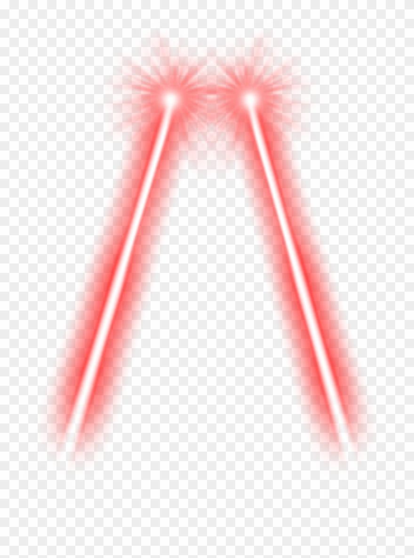 Red Laser Transparent - Laser Beam Eyes Png Clipart