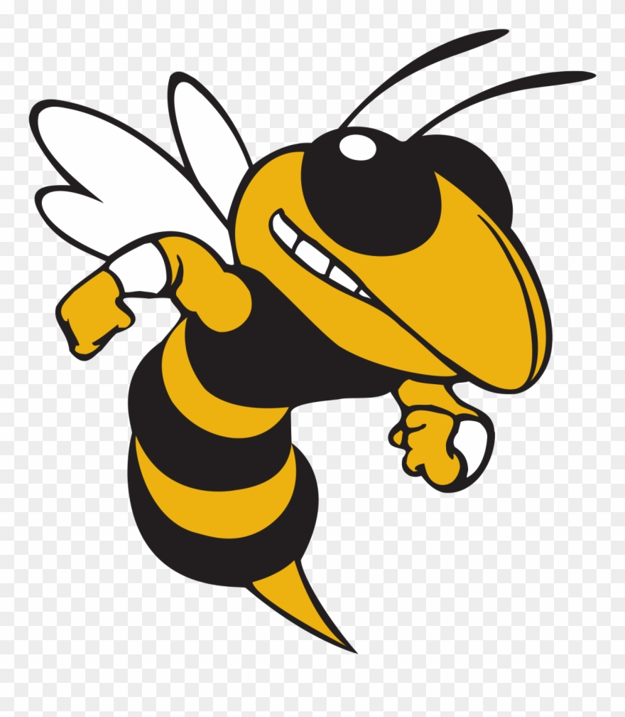 Clipart Of Buzz Bee As And Bee An Morristown Yellow Jackets Png