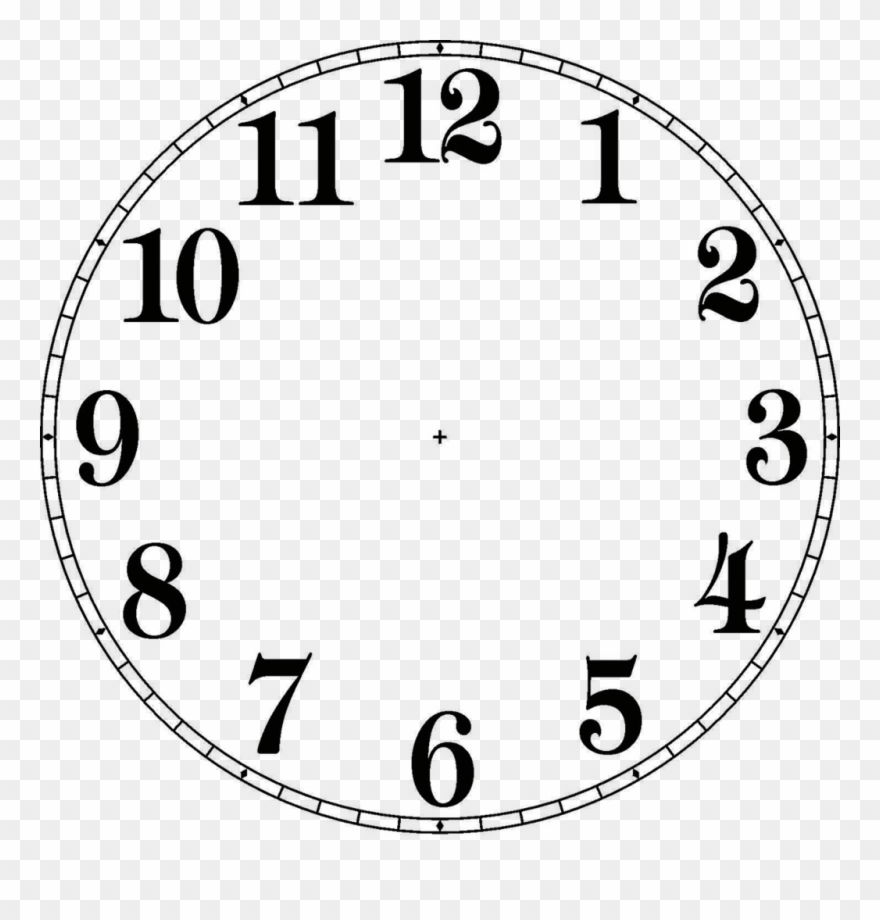 Collection Of Clock Face   Clock Faces Clipart 20   PinClipart