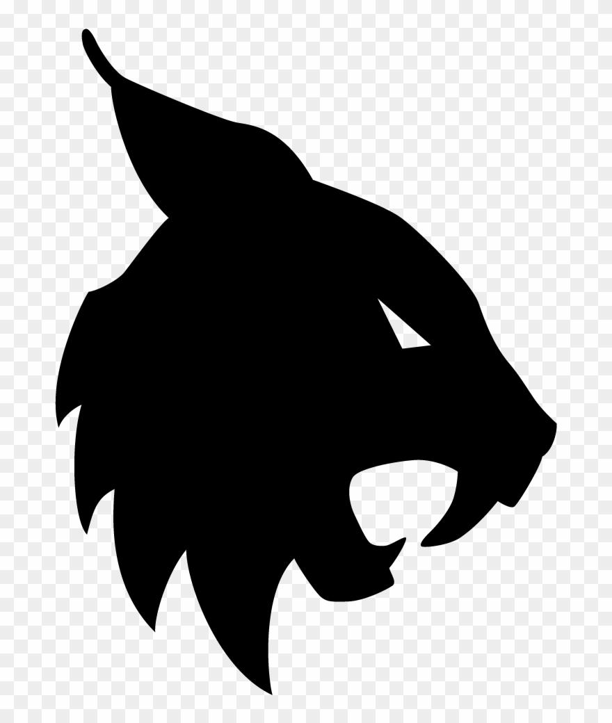 logo black lynx logo transparent clipart full size clipart 3593570 pinclipart black lynx logo transparent clipart