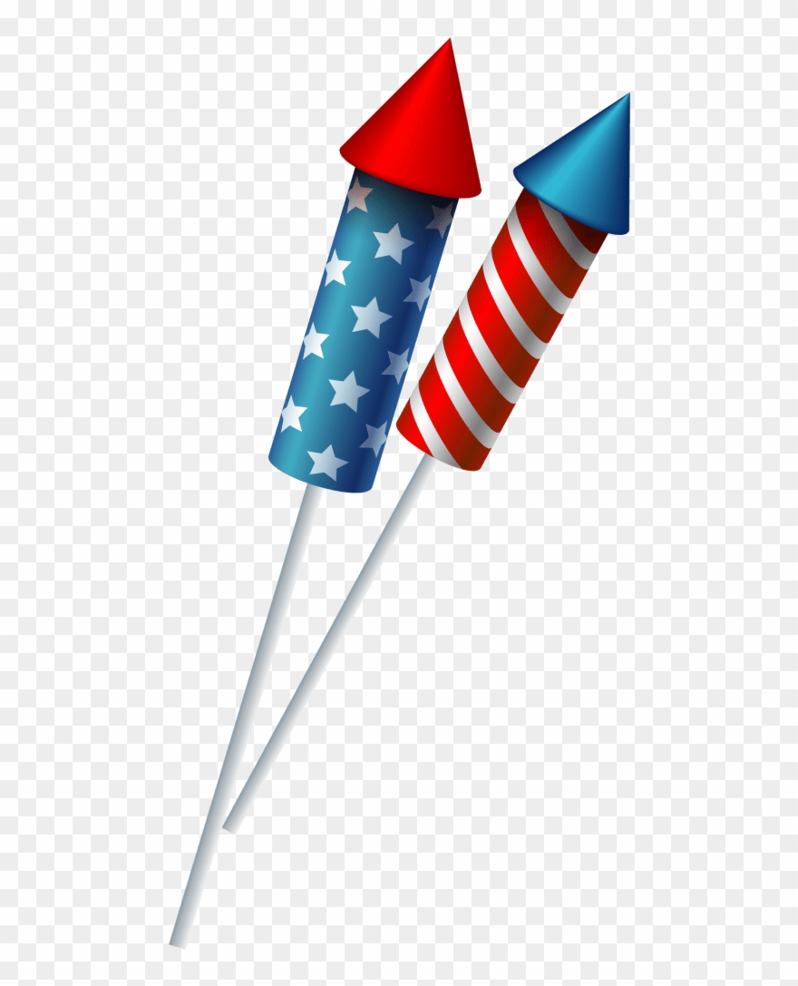 4th of july sparkler. Th firecracker clipart
