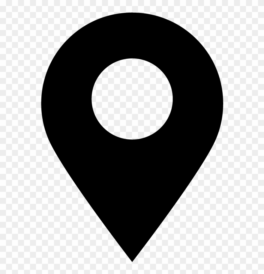 Map Marker Icon - Location Icon Png Clipart