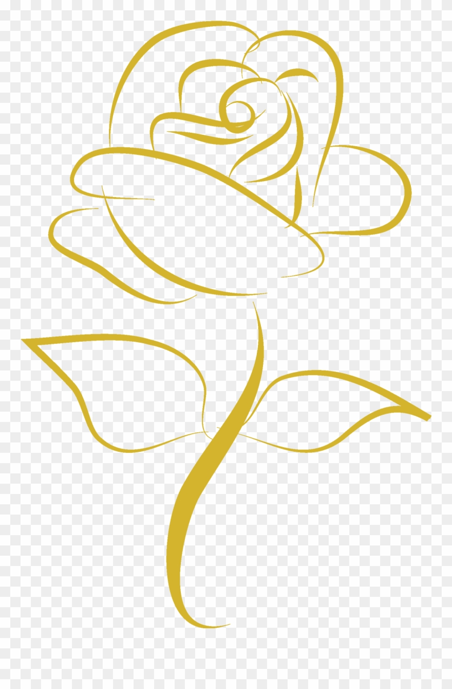 Clipart Rose Collection Png 18967 Free Icons And Png Black And
