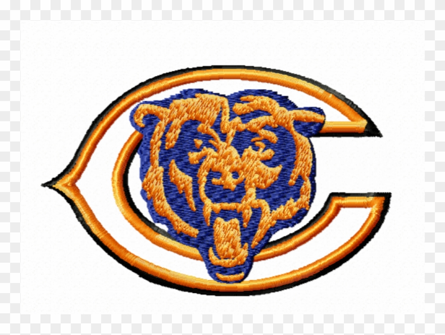 Chicago Bears Logo Png Embroidery Chicago Bears Patch