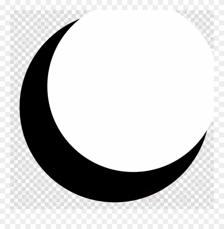 Half Moon Png Clipart Crescent Clip Art Circle With