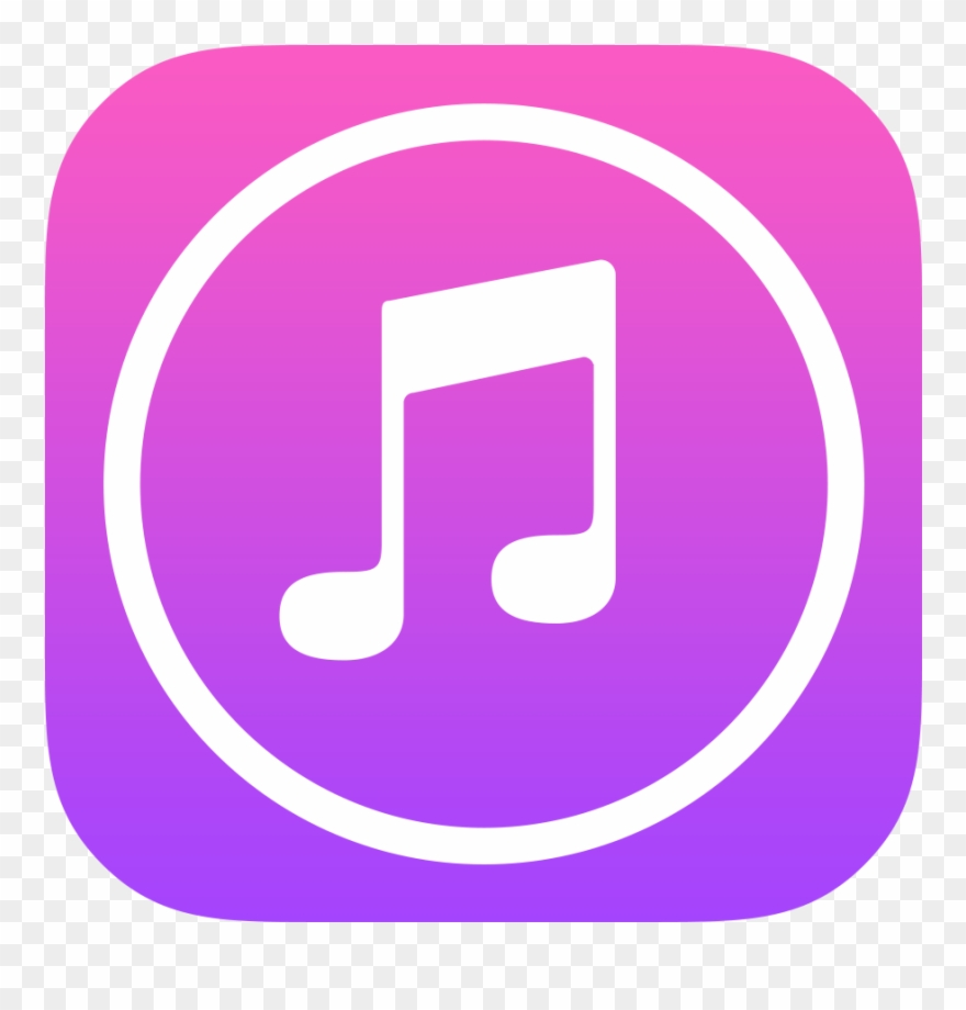 Iphone x symbol. Itunes store icon