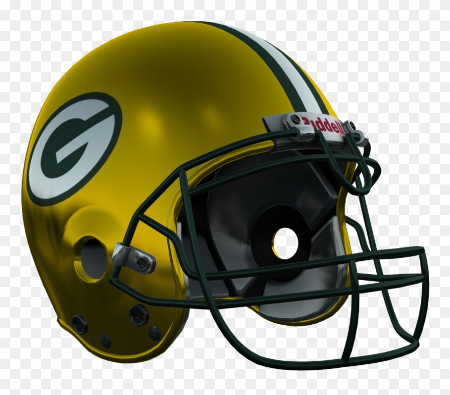 Image Result For Green Bay Packers Png Transparent Football Helmet Clipart 3620642 Pinclipart