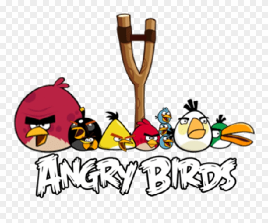 Free Png Download Angry Birds Slingshot Png Images - Angry Birds