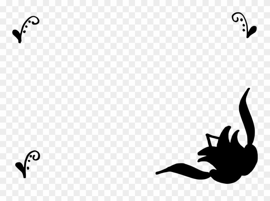 Free Download Bingkai Kaligrafi Simple Clipart 3634864