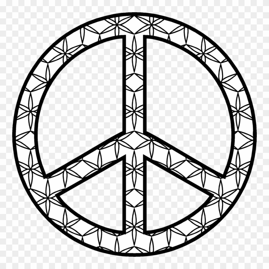Peace Symbol Png, Download Png Image With Transparent