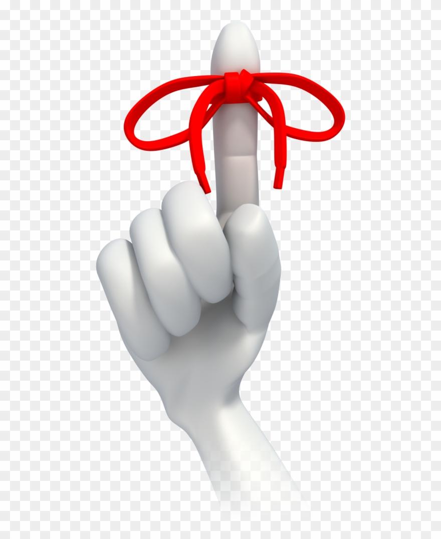 remember finger with string clip art string around finger reminder png download 3675916 pinclipart remember finger with string clip art