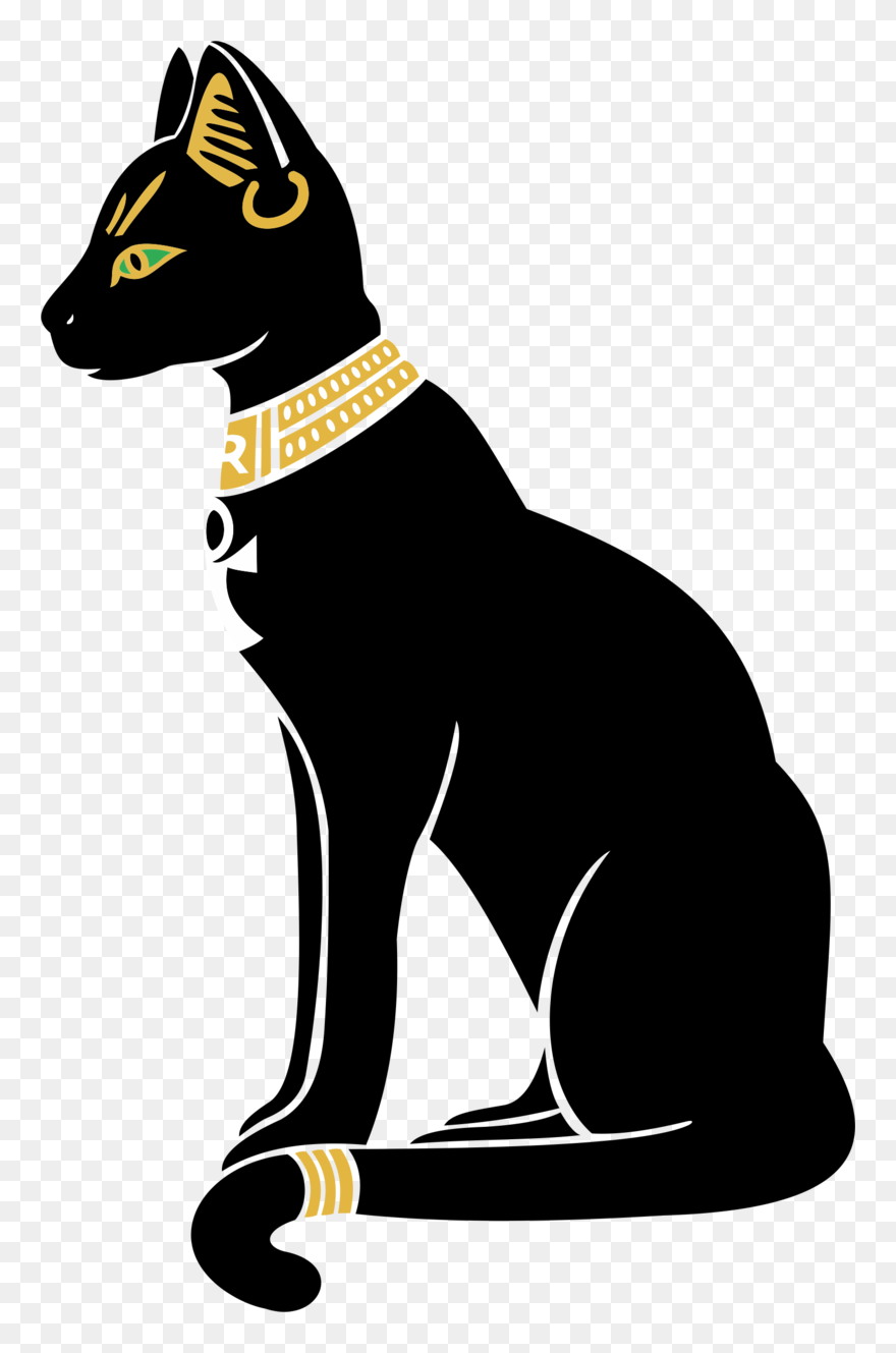 367-3678164_ancient-egyptian-cats-clipar