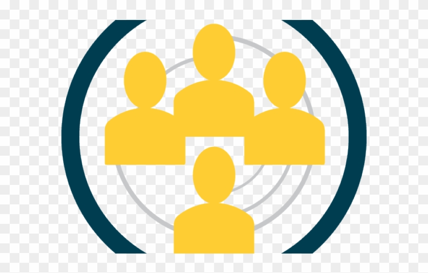 30 Networking Clipart Social Environment Free Clip - Circle - Png