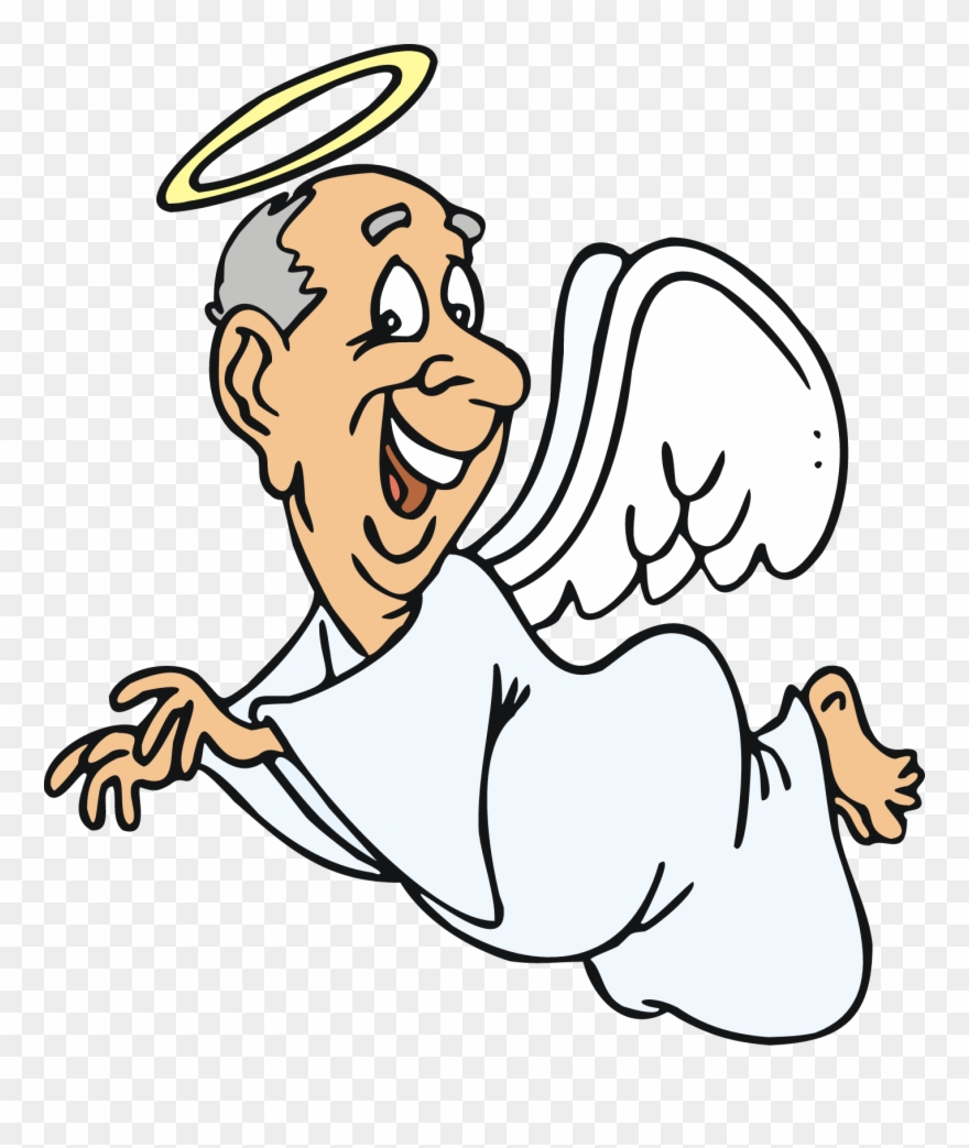 Angel vector. Angels cartoon clipart gif