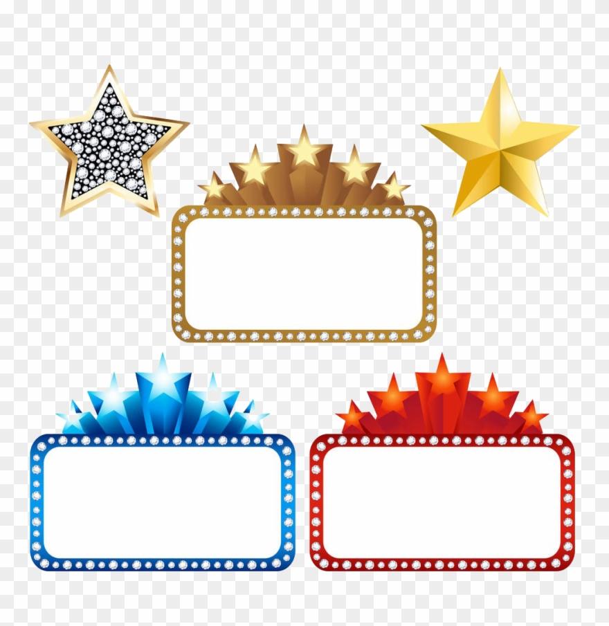 Cinema Clip Art Movie Background Transprent Png Movie Marquee Clipart Transparent Png 375655 Pinclipart