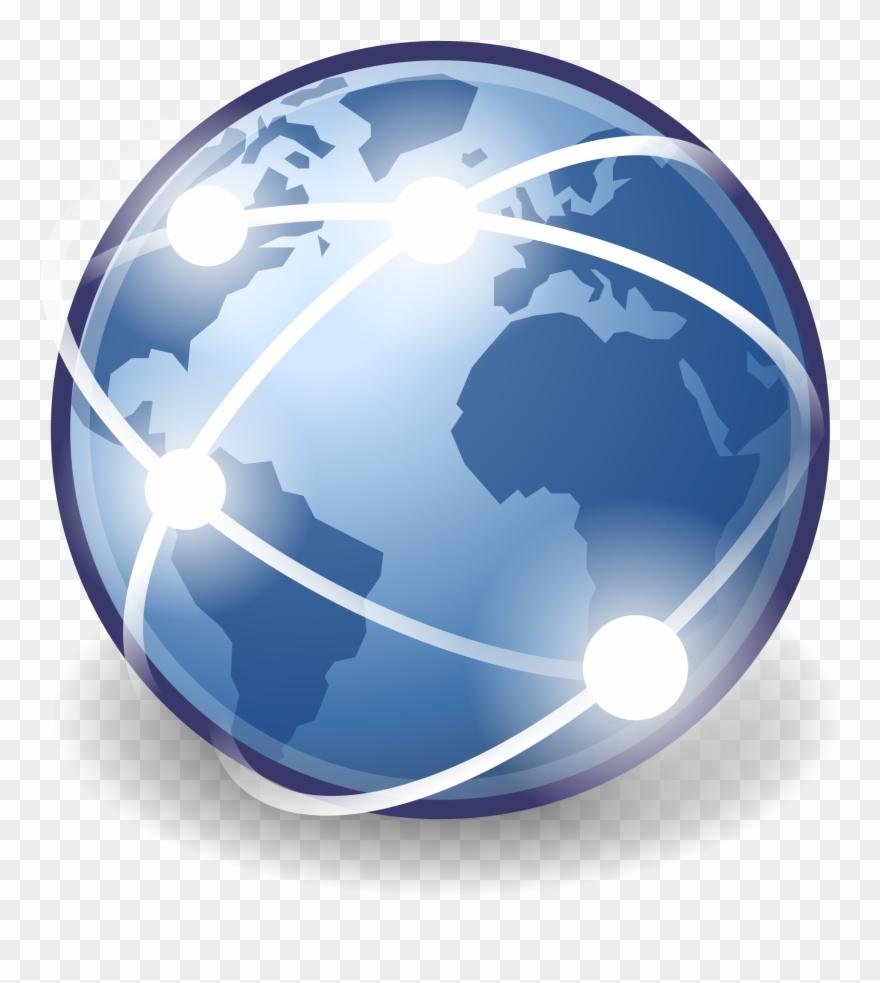 Internet Radio Logo:  Internet Png Clipart (#376800)