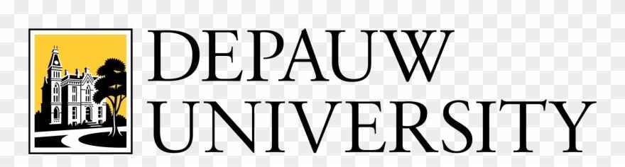 Depauw University Logo Clipart