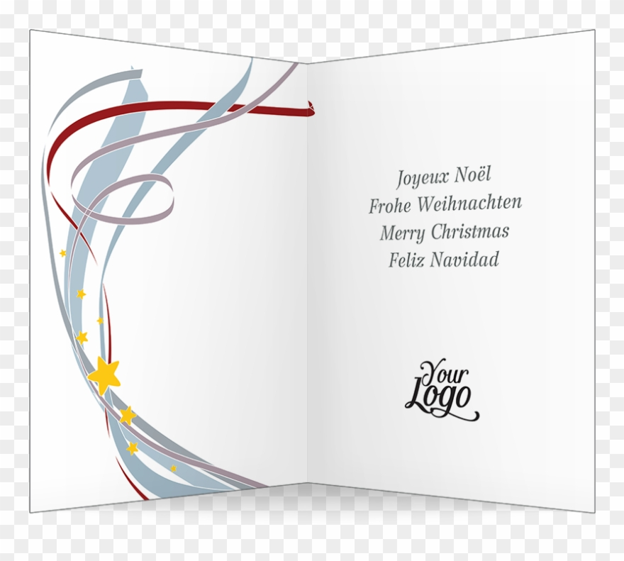 Customizations   Intérieur D Une Carte De Noel Clipart (#3706613
