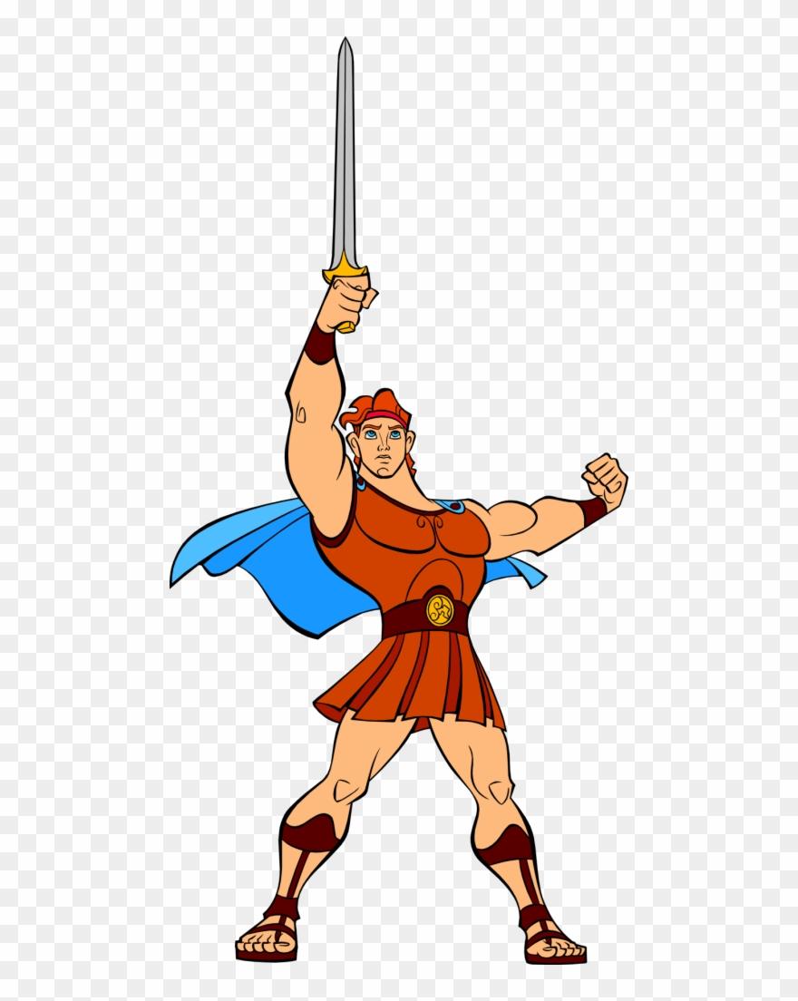 Hercules Transparent Image Hercules With Sword Disney