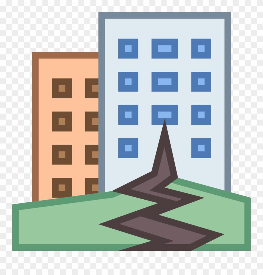 Earthquake Icon Transparent Earthquake Clipart Transparent Png