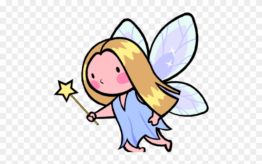 Fairy Tale Clipart Structure Sad Tooth Fairy Png Download