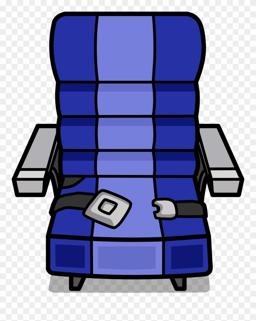 Cp Air Seat Sprite - Cartoon Car Seat Png Clipart ... (880 x 1104 Pixel)