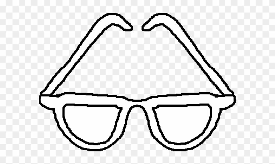 Glasses white. Sunglasses clipart eyeglasses sun