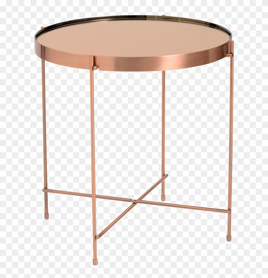 Drum Table Png Pic Round Side Table Modern Clipart 3748345