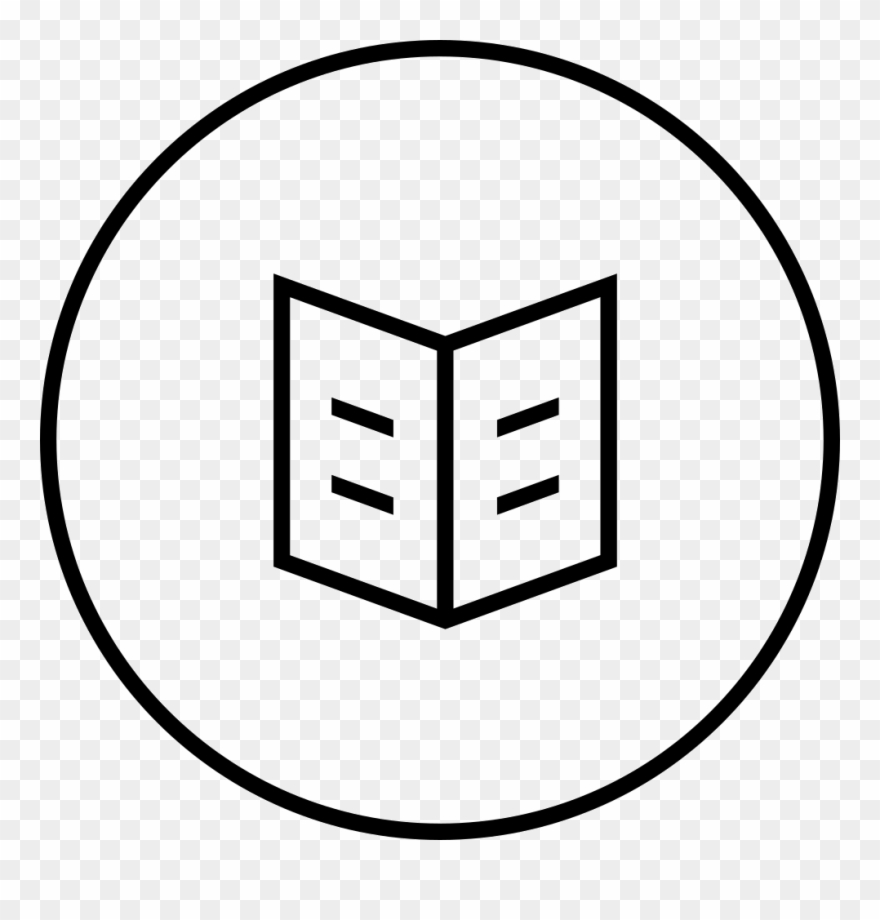 Graphic Freeuse Library Book Circle Svg Png Icon Free - Hack The Box