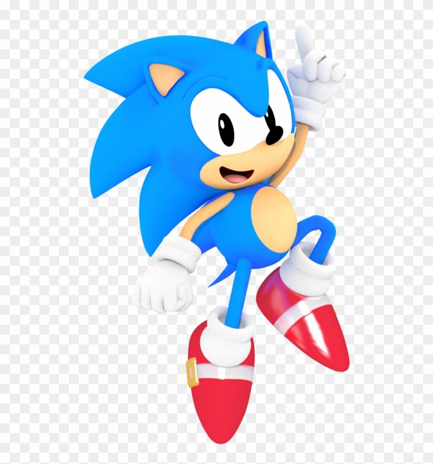 Classic Sonic Mania Render 1 3 By Matiprower Dbej88e Sonic Mania