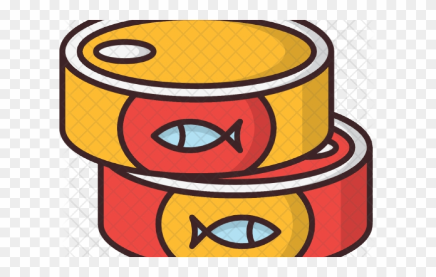 Canned Food Clipart - Canned Goods Clipart Png Transparent
