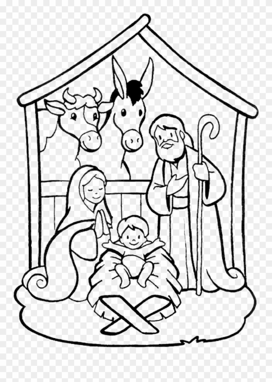 545e63da54a Molde Espírito Santo Eva Dibujos De Nacimientos Navideños Clipart