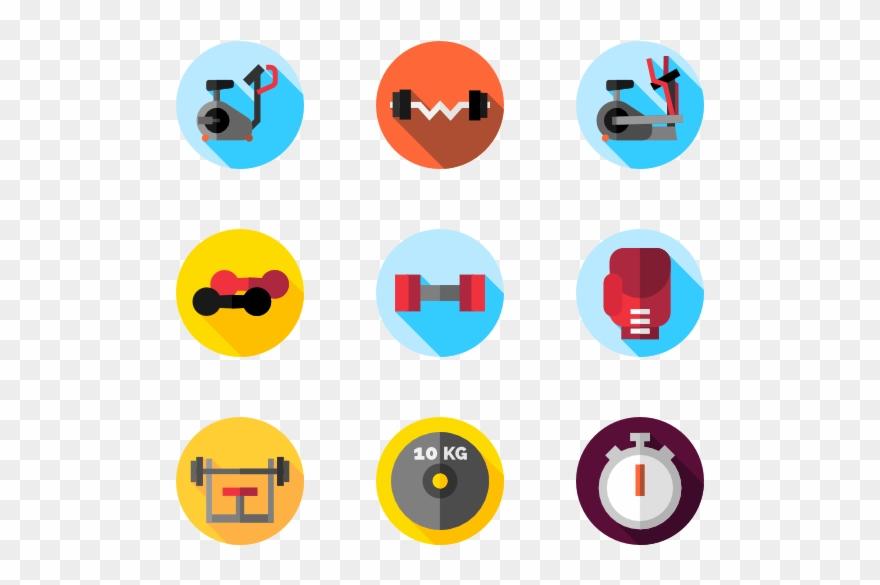 Gym Equipment Clipart 3800628 Pinclipart