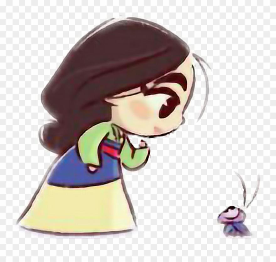 Desenho Sticker De Princesses Disney Kawaii Clipart 3817008