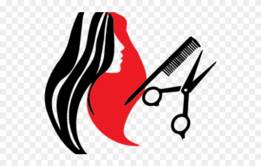 Haircut Clipart Parlor Hair Salon Tools Cartoon Png Download 3818760 Pinclipart
