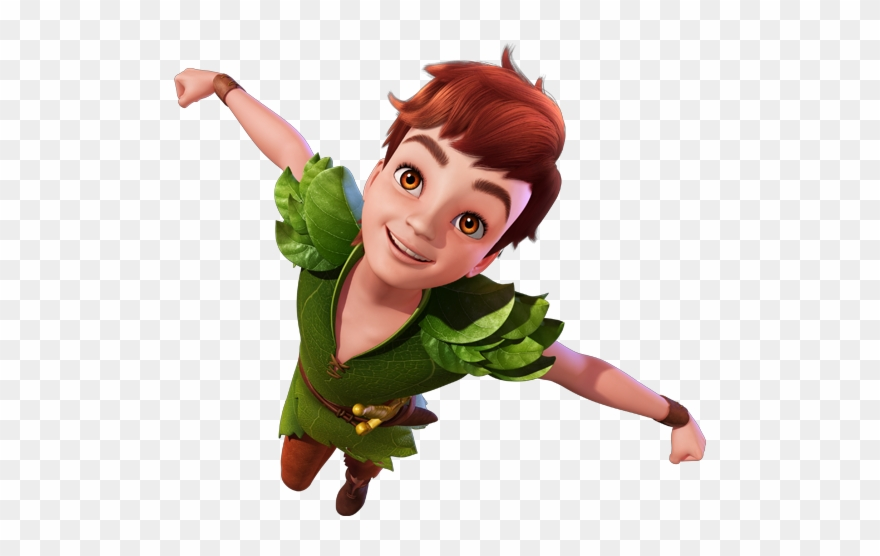 Peter Pan Png Photo - Peter Pan Png Clipart