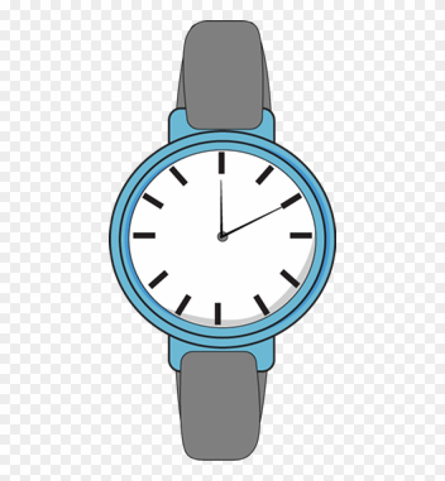 Clipart Of A Watch Png Download 3827903 Pinclipart